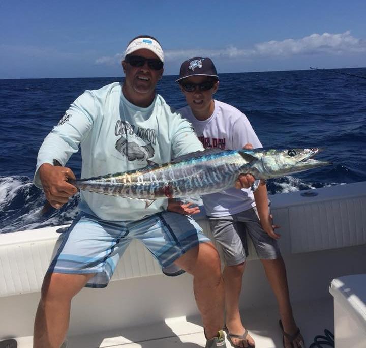 South Florida Wahoo Fishing